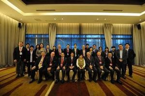 China PE&VC 2011 Annual Conference に参加の各国代表者