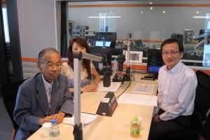 ラジオNIKKEI「夢起業探訪」(毎土9:00-9:30)に当協会安達副会長が出演