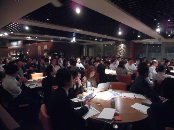 JNB/JVCA共催 Connect!(招待制イベント) ※②ベンチャー・経営者 <先着30名>